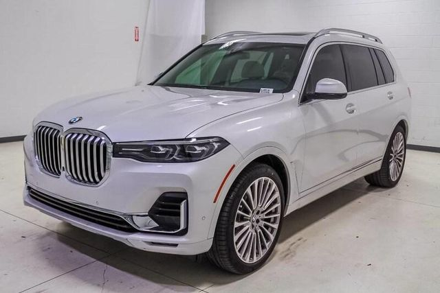 2019 BMW X7 xDrive40i For Sale Specifications, Price and Images