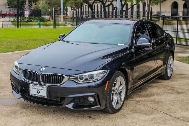 2016 BMW 435 Gran Coupe i xDrive