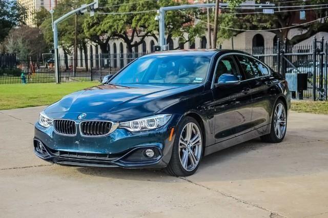 2017 BMW 440 Gran Coupe i