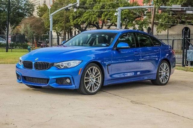 2017 BMW 430 Gran Coupe i