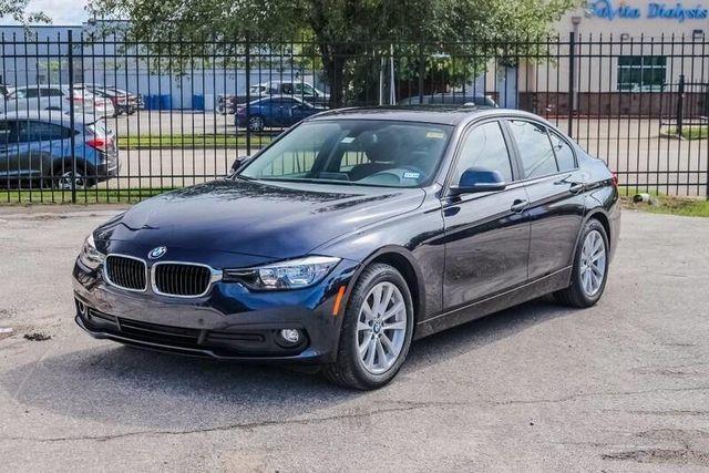 Certified 2017 BMW 320 i