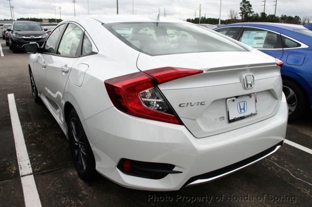 2019 Honda Civic EX For Sale Specifications, Price and Images