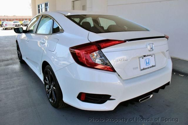 2020 Honda Civic Sport For Sale Specifications, Price and Images