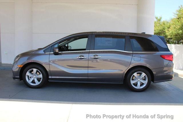 2020 Honda Odyssey EX-L w/Navigation/RES