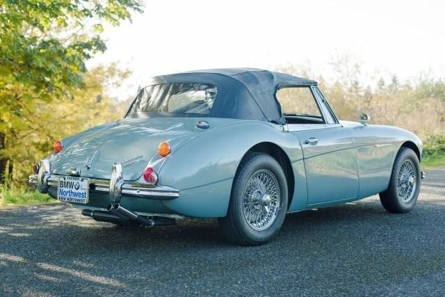 1966 Austin-Healey 3000 Mk III BJ8 For Sale Specifications, Price and Images