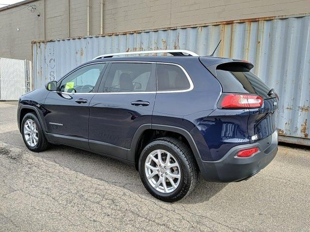 Certified 2016 Jeep Cherokee Latitude