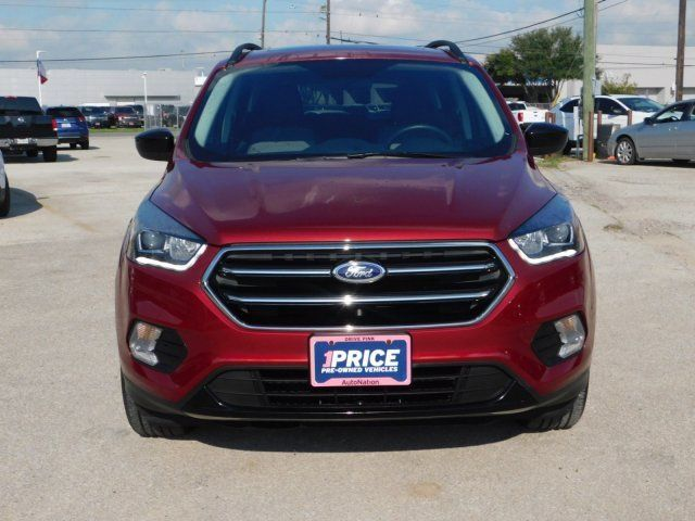 Certified 2018 Ford Escape SE