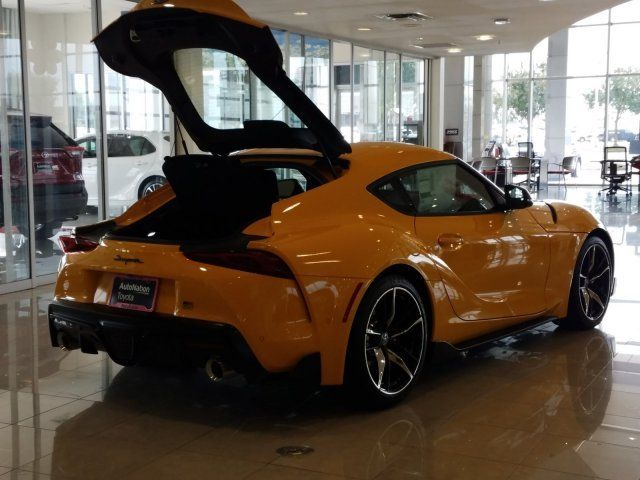 2020 Toyota Supra 3.0 Premium For Sale Specifications, Price and Images