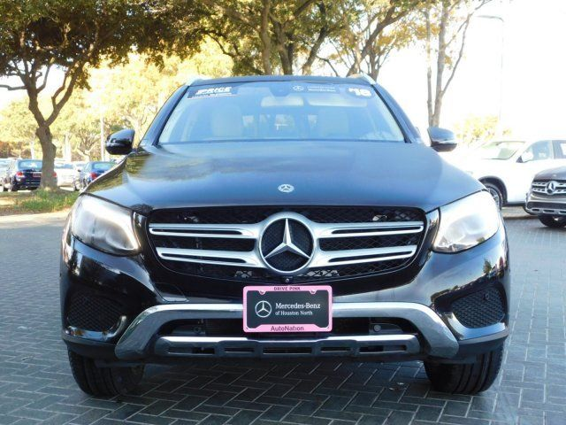 Certified 2018 Mercedes-Benz Base 4MATIC