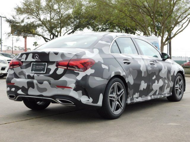 2019 Mercedes-Benz A 220 For Sale Specifications, Price and Images
