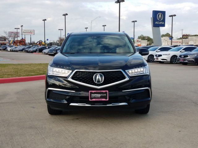 Certified 2018 Acura MDX 3.5L w/Technology Package For Sale Specifications, Price and Images