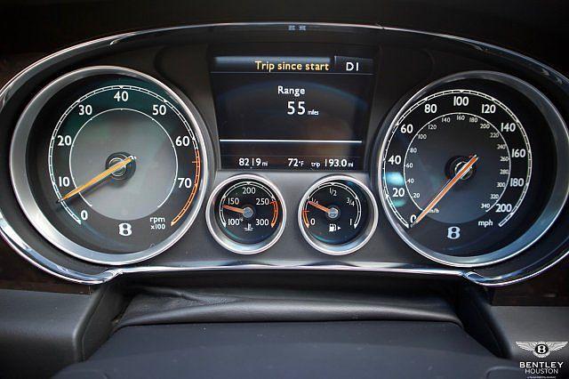 Certified 2015 Bentley Continental GT