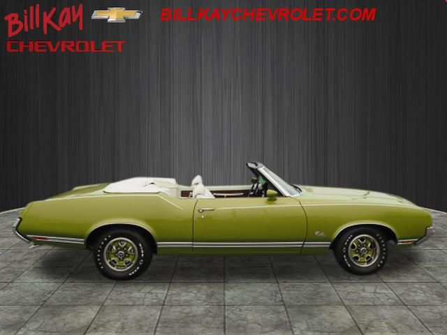 1971 Oldsmobile Cutlass Supreme For Sale Specifications, Price and Images