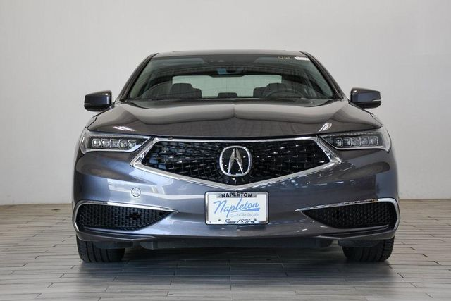 Certified 2019 Acura TLX V6 w/Technology Package For Sale Specifications, Price and Images