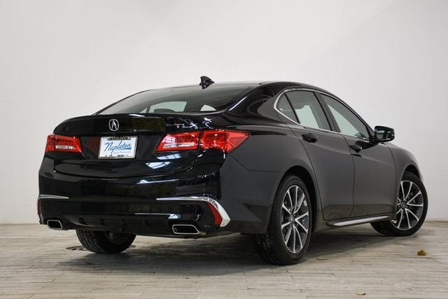Certified 2018 Acura TLX V6 w/Technology Package For Sale Specifications, Price and Images