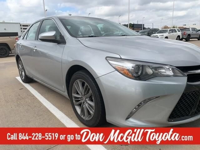 Certified 2016 Toyota Camry