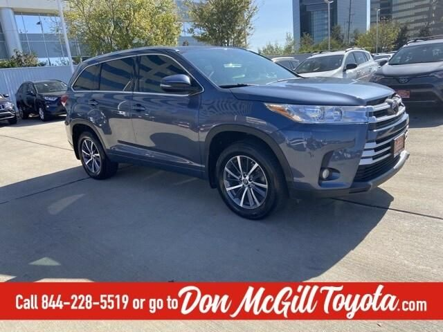 Certified 2018 Toyota Highlander For Sale Specifications, Price and Images