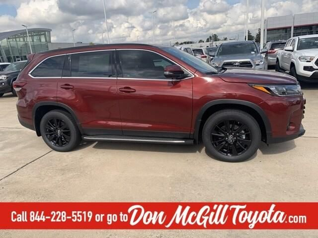 2019 Toyota Highlander SE For Sale Specifications, Price and Images