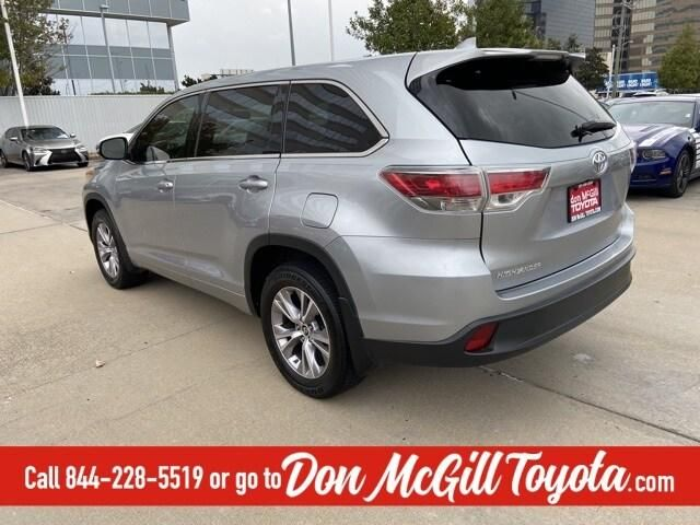 Certified 2016 Toyota Highlander For Sale Specifications, Price and Images