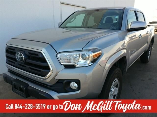 Certified 2019 Toyota Tacoma SR5
