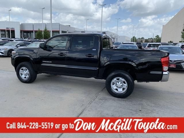 Certified 2016 Toyota Tacoma SR5