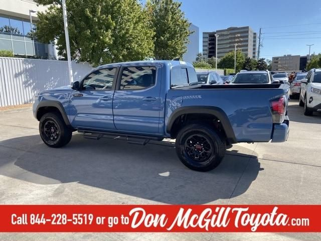 Certified 2018 Toyota Tacoma TRD Pro