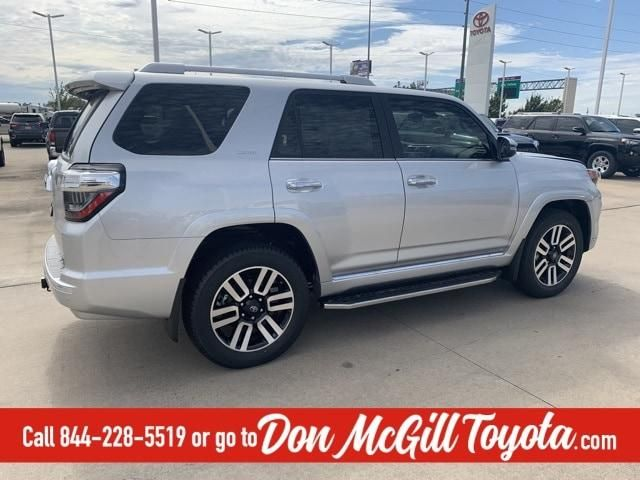 2020 Toyota 4Runner Limited For Sale Specifications, Price and Images