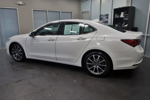 Certified 2016 Acura TLX V6 Tech For Sale Specifications, Price and Images