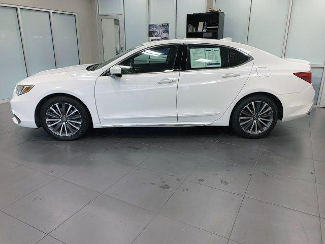Certified 2018 Acura TLX V6 Advance