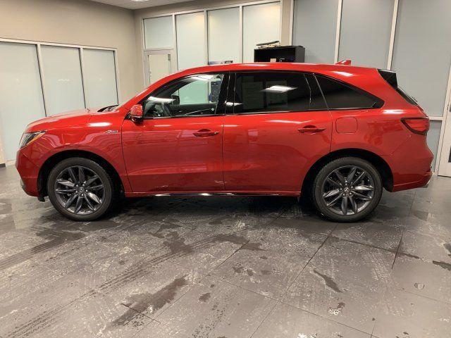 Certified 2019 Acura MDX 3.5L Technology & A-Spec Pkgs