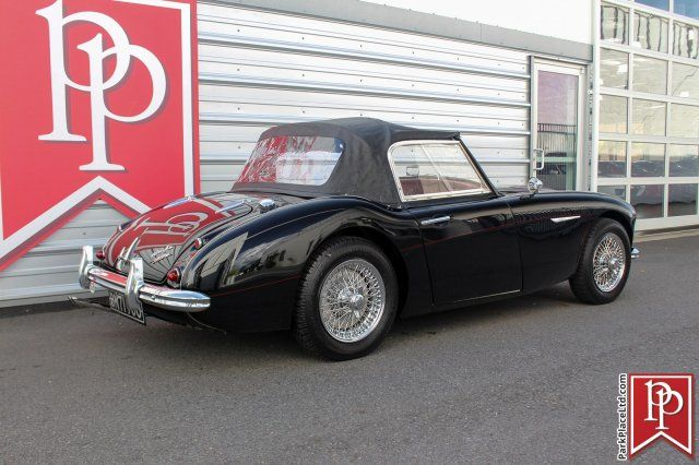 1961 Austin-Healey 3000 Mk 1 BN7 For Sale Specifications, Price and Images