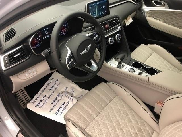 2019 Genesis G70 3.3T Advanced For Sale Specifications, Price and Images