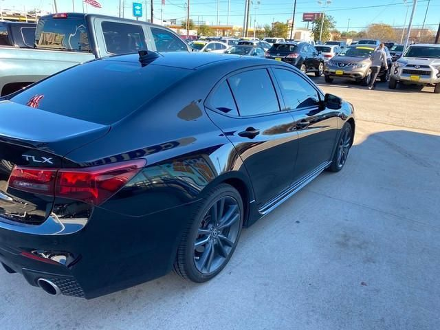 2018 Acura TLX V6 A-Spec For Sale Specifications, Price and Images
