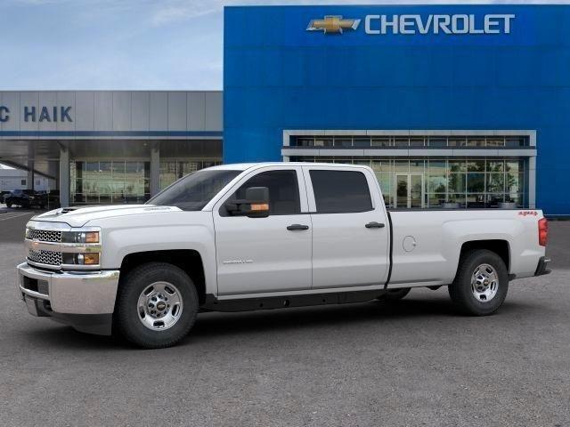 2019 Chevrolet Silverado 2500 WT