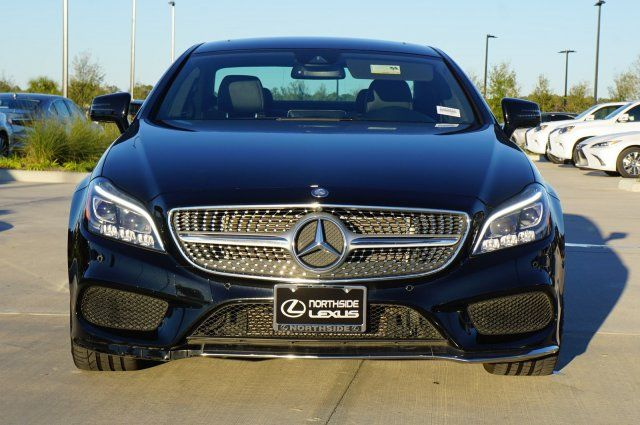 2017 Mercedes-Benz CLS 550 Base