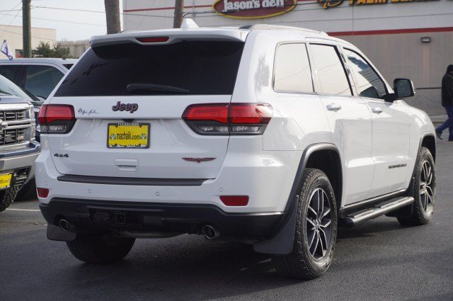 2017 Jeep Grand Cherokee Trailhawk For Sale Specifications, Price and Images