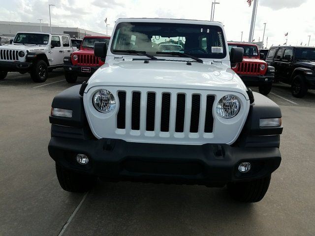 2020 Jeep Wrangler Unlimited Sport For Sale Specifications, Price and Images