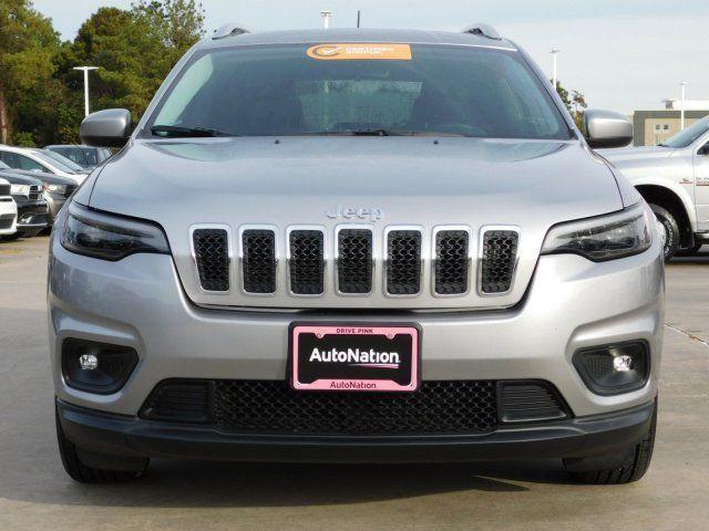 Certified 2019 Jeep Cherokee Latitude Plus