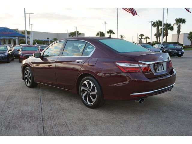 Certified 2017 Honda Accord EX-L V-6
