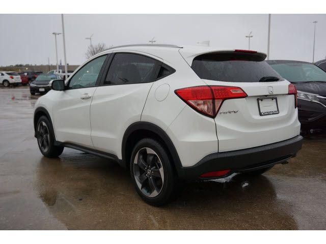Certified 2018 Honda HR-V EX-L w/Navigation