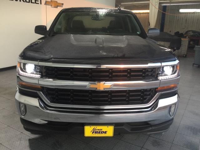 2017 Chevrolet Silverado 1500 1LT
