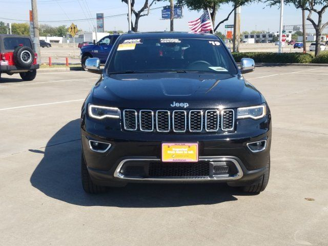 Certified 2019 Jeep Grand Cherokee Limited