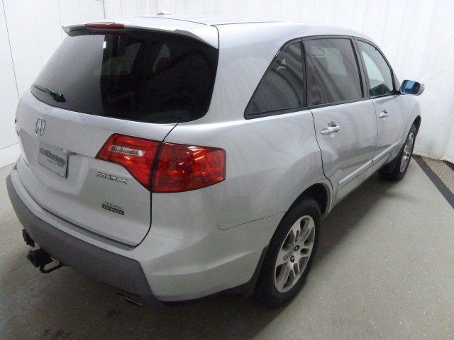 2008 Acura MDX 3.7L Technology
