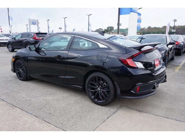 2020 Honda Civic Si Base