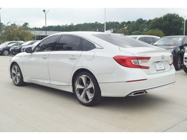 Certified 2018 Honda Accord Touring 2.0T