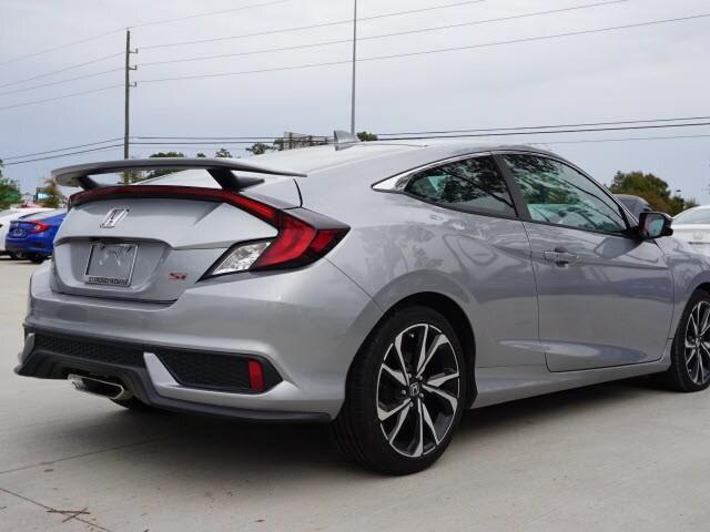 Certified 2017 Honda Civic Si