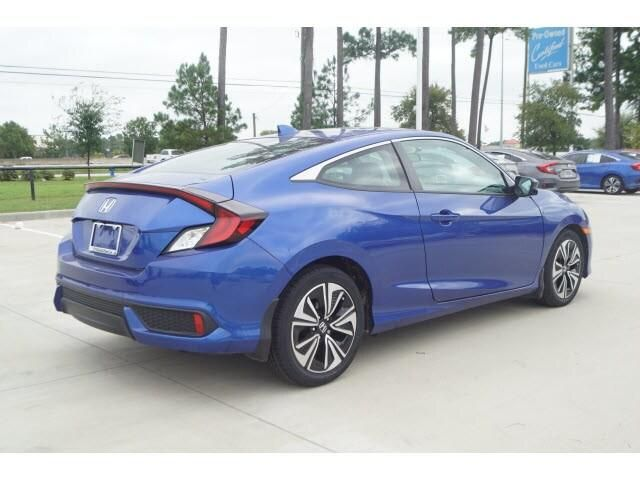 Certified 2018 Honda Civic EX-T