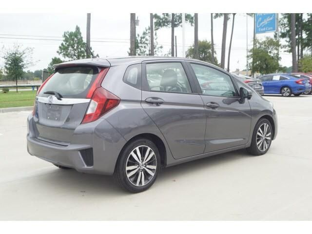 Certified 2016 Honda Fit EX-L