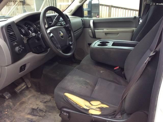 2013 Chevrolet Silverado 2500 Work Truck