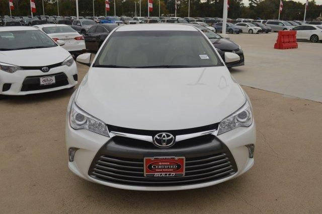 Certified 2017 Toyota Camry XLE
